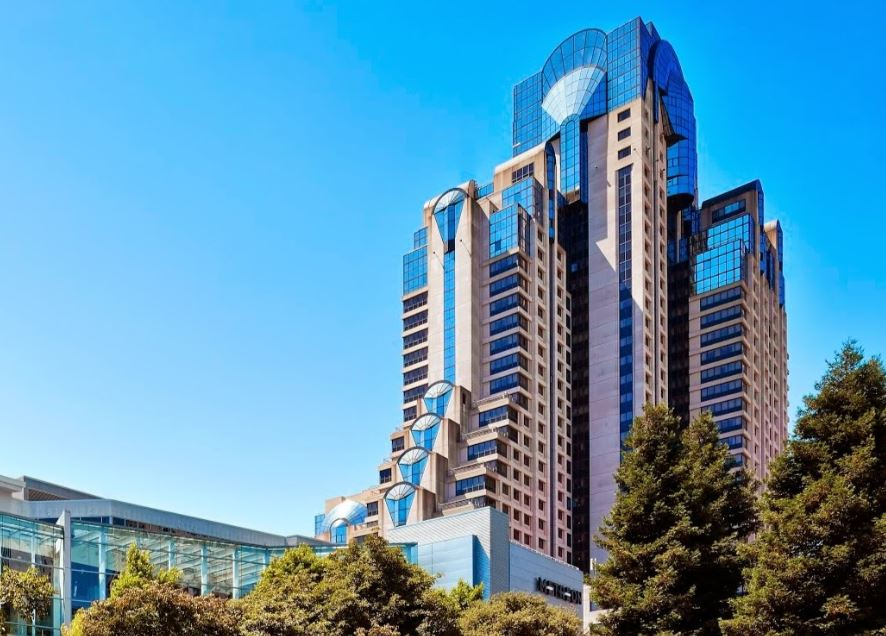 Marriott Marquis San Francisco installs HCN Tablets in every room!