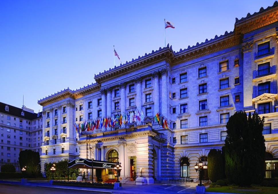 HCN Tablets Amaze Guests at Fairmont Hotel Nob Hill