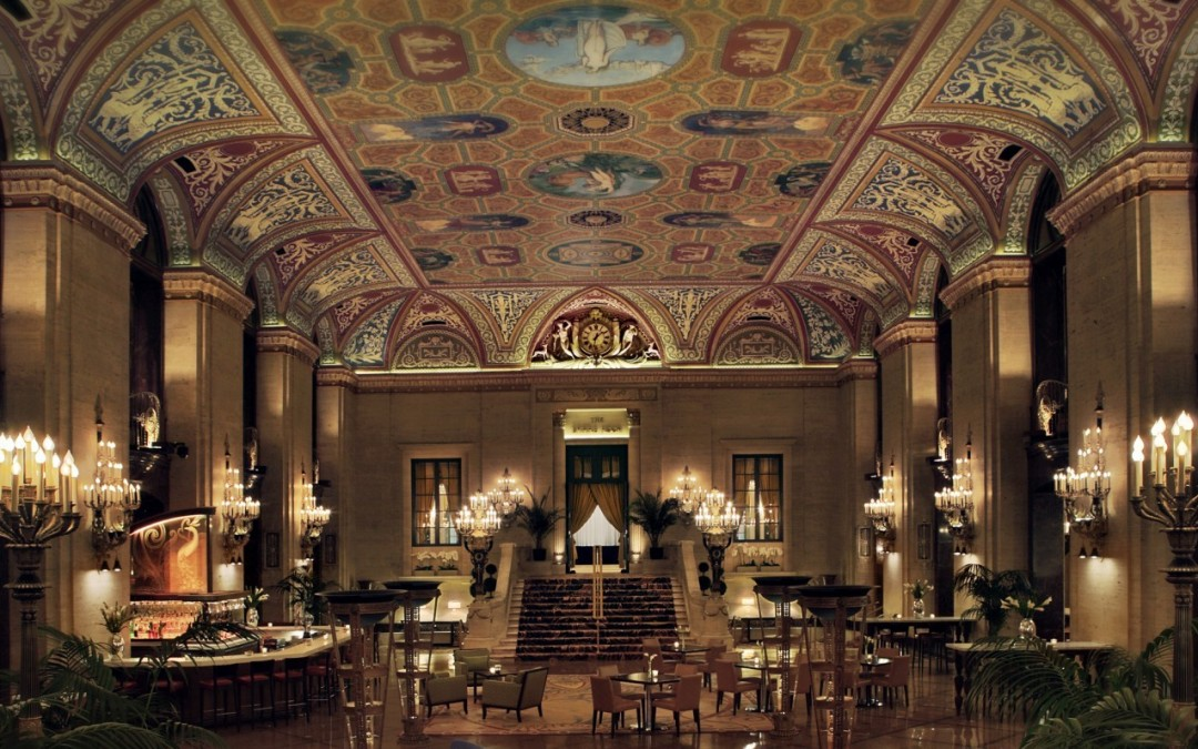 Chicago's Palmer House Hilton Announces Innovative Tech Program with the Introduction of HCN Tablet Navigators to Guest Rooms