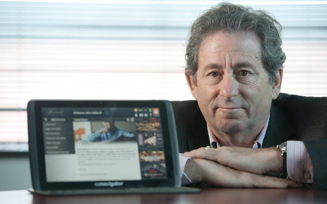Ottawa entrepreneur sees suite growth in high-tech hotel tablets